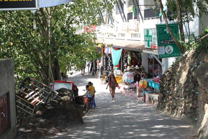 Phi phi town